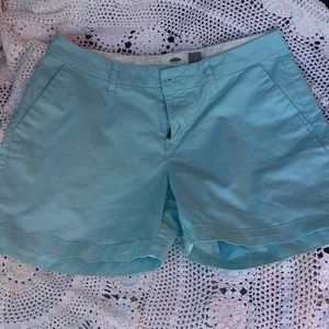 Old navy baby blue shorts